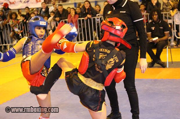 Wissam Maimoun Rmboxing Champion Ile De France Muay Thai Boxe Thai Ffkmda