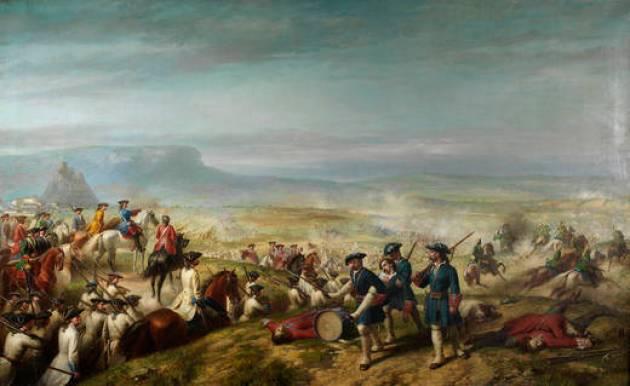 Cuadro Batalla de Almansa 2