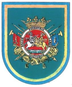 Escudo brazo regimiento