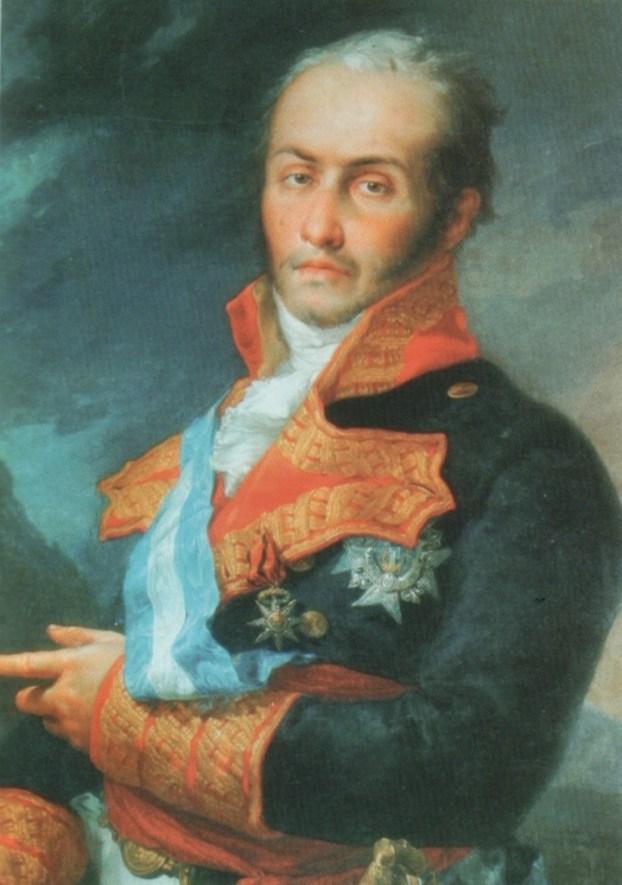 Pedro Caro y Sureda, Marqués de la Romana