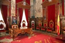 Salón del Trono