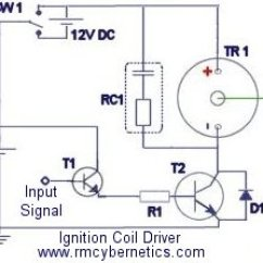 Coil Gun Wiring Diagram Of A Computer System Diy Homemade Ignition Driver - Rmcybernetics