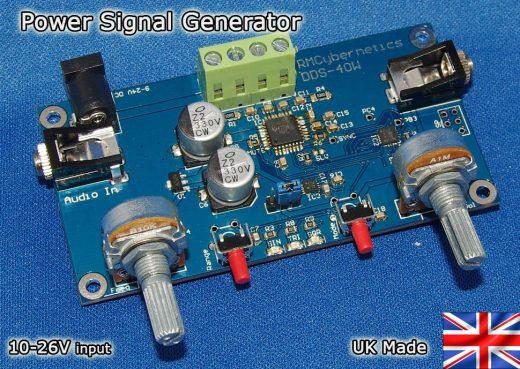 Signal Generator Electronic Design