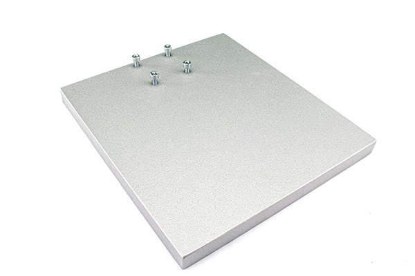 Table Base (7,5 kg =225x215mm : 10,5 kg = 240x265 mm)