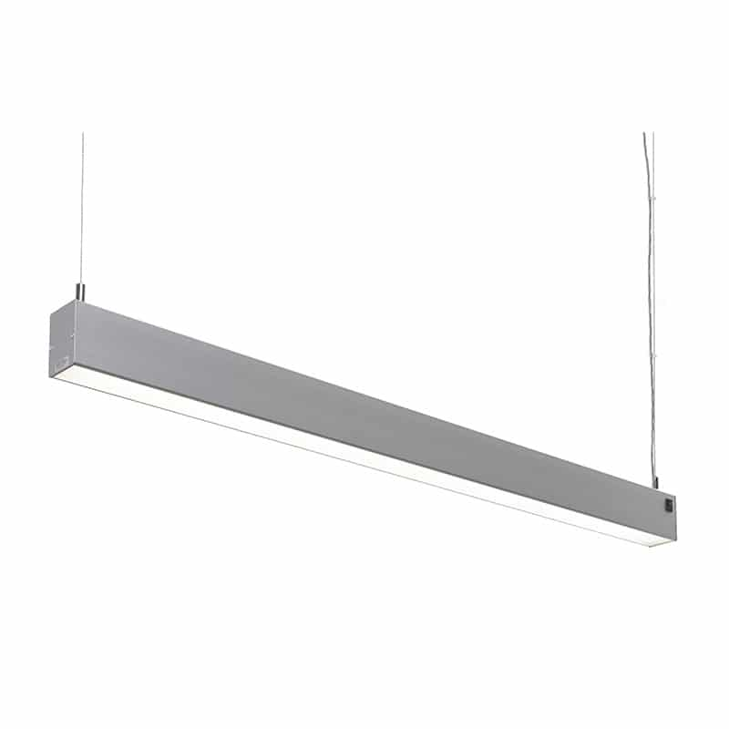 LED Pendant Lamp Premium Line with Steel cable suspension