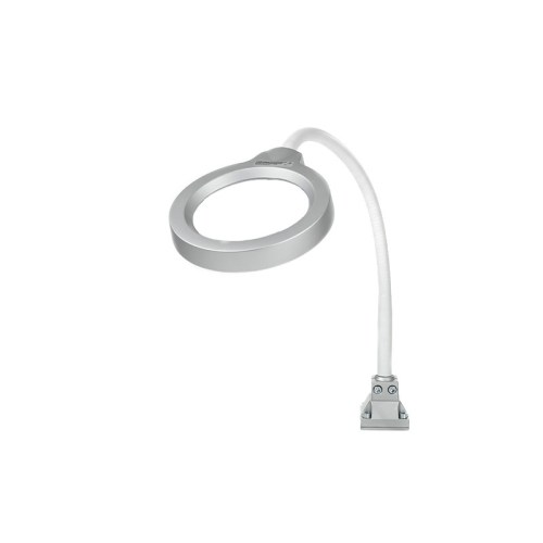 LED magnifier lights for particularly fine work