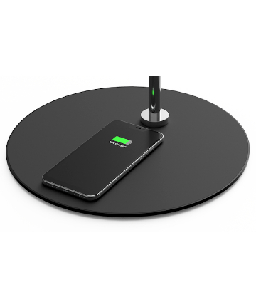 Mobile recharging of the Helios daylight lamp