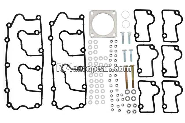 Porsche 911 Carrera 2 Coupe 964 3.6L H6 Valve Cover Gasket Set