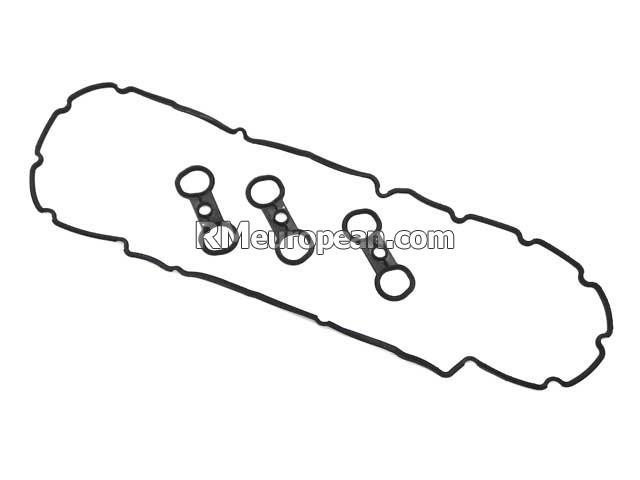 BMW 528i Base Sedan F10 3.0L L6 Valve Cover Gasket Set
