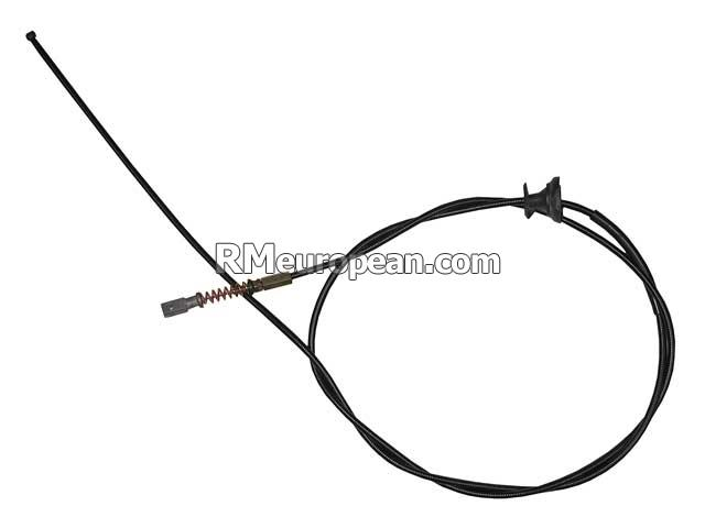 Mercedes-Benz GEMO Hood Release Cable 1238800159