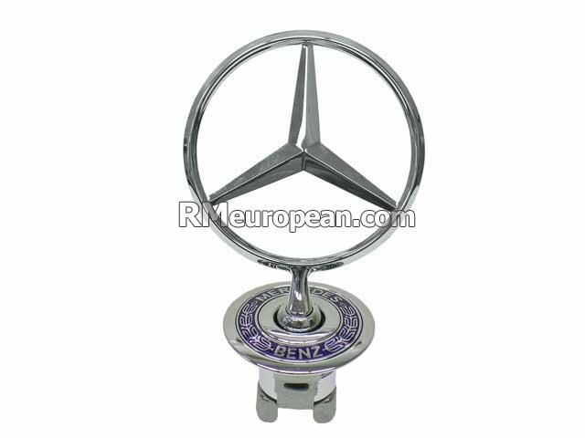 Mercedes-Benz GENUINE MERCEDES Hood Star 1408800286