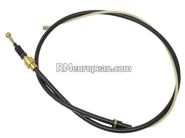 Volkswagen GEMO Parking Brake Cable 1J0609721AQ