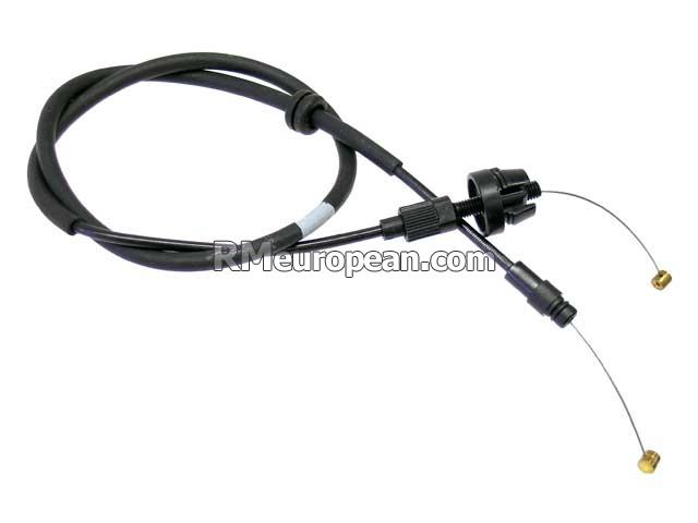 BMW 740i Base Sedan E32 4.0L V8 Accelerator Cable