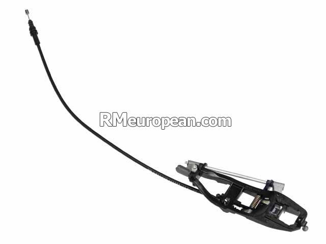 BMW GENUINE BMW Outside Door Handle Carrier 51217048281