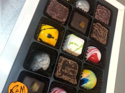 vegan bonbons box