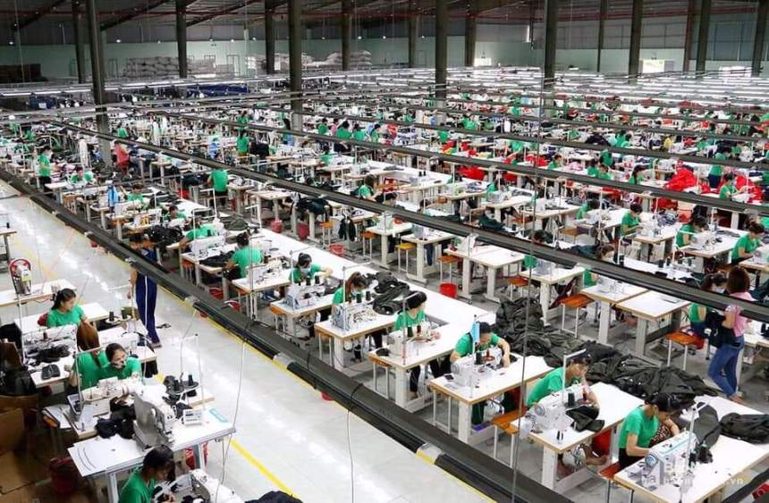 The Industrial Revolution In The World
