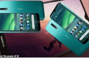 Nokia 2.3 AI