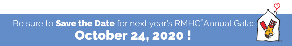 RMHC Annual Gala 2020