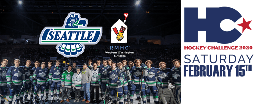 Join the RMHC Hockey Challenge and Support our Families