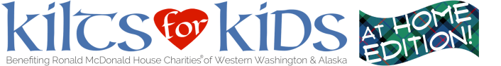 Kilts for Kids at Home