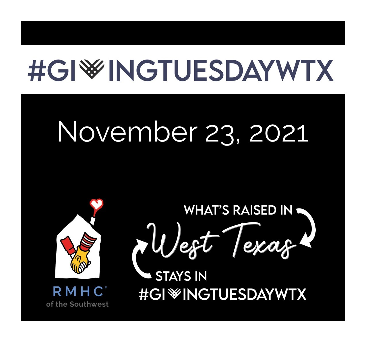 Link to Giving Tuesday donation page