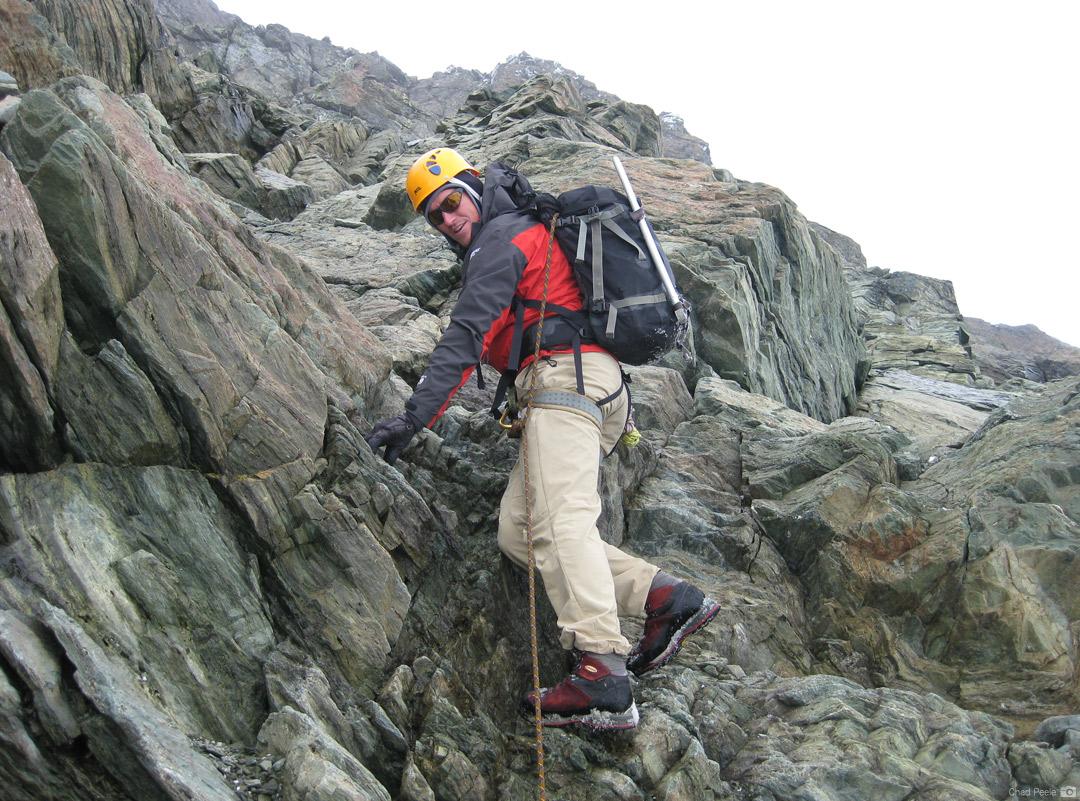 Mt Shuksan Sulphide Glacier RMI Expeditions