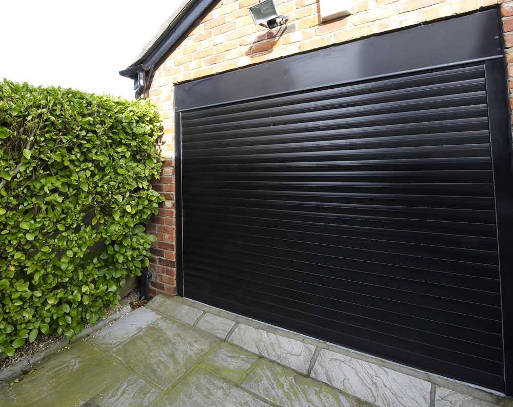 ROLLER SHUTTER GARAGE DOORS  Industrial Door Manufacture