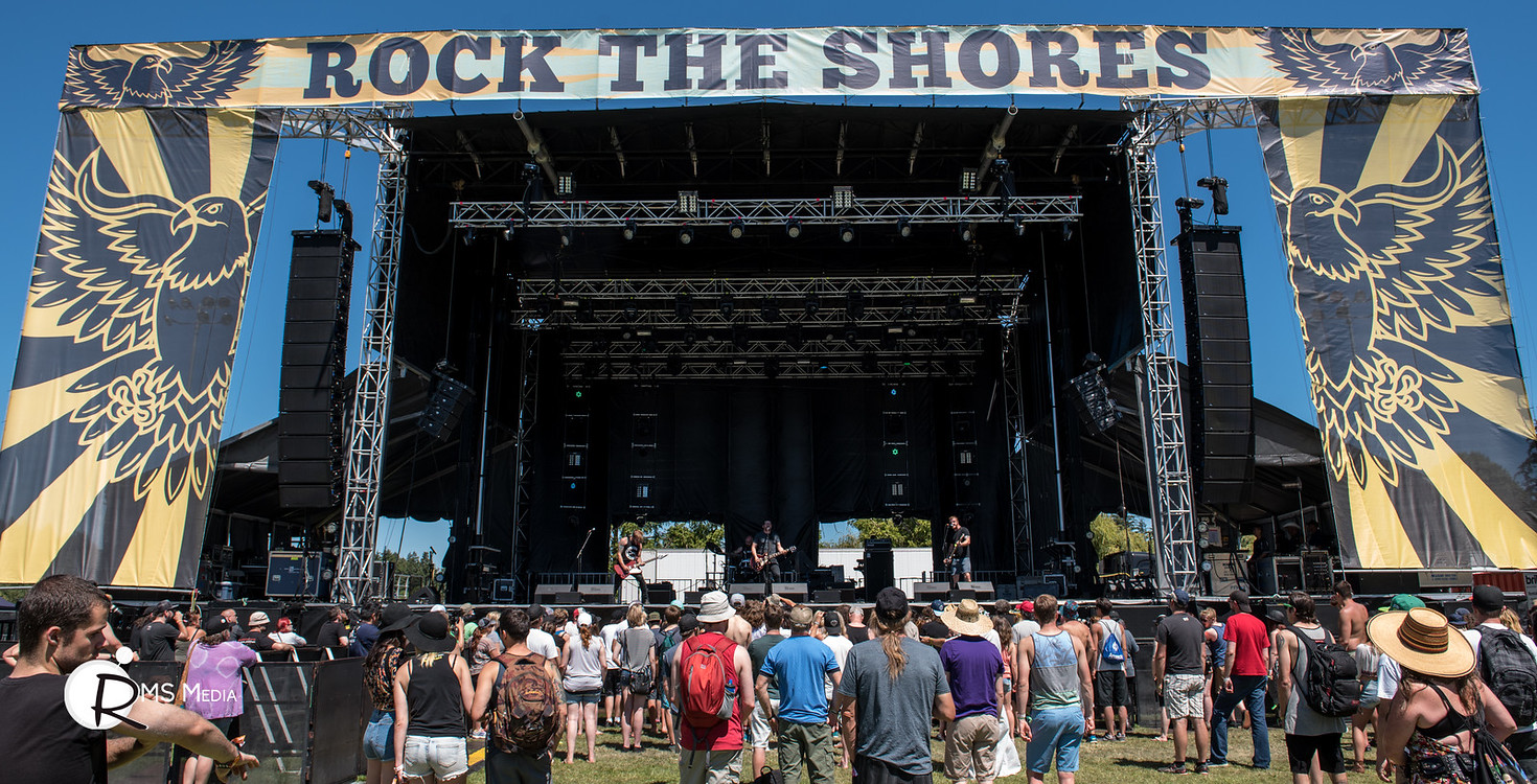 The Motorleague   Rock The Shores 2016   Colwood BC
