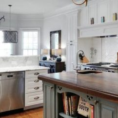 Kitchen Wood Countertops Trash Can Sizes Butcher Block For Bathroom