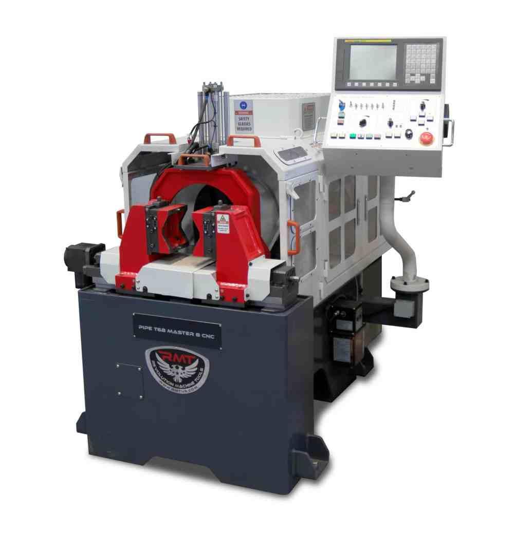 Pipe Spool Master TGB 8 CNC