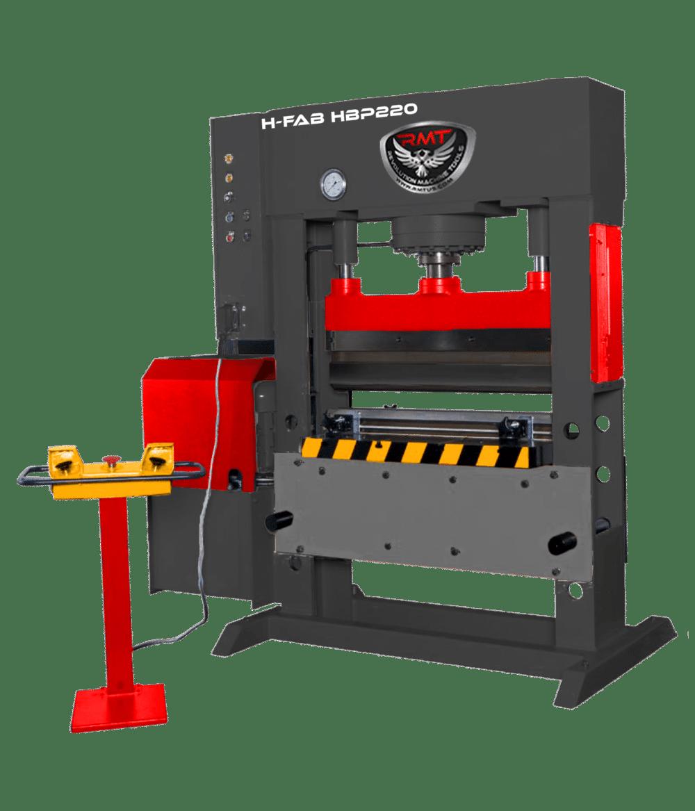 H-FAB HBP Hydraulic Press