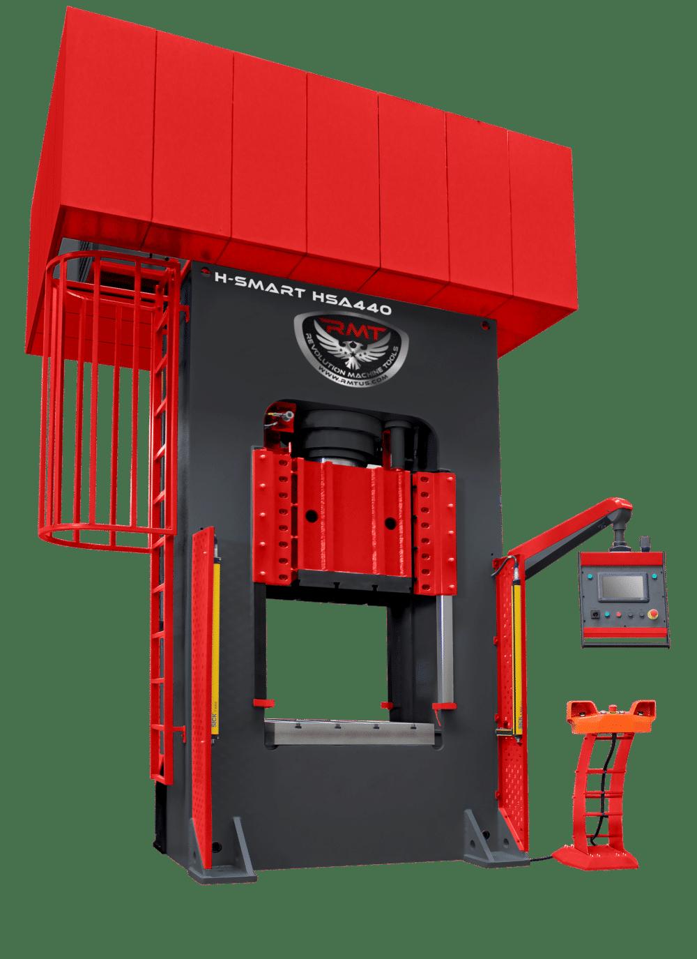 H-SMART HSA Hydraulic Press
