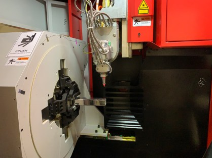 RMT 5 Axis Tube Laser 2 1