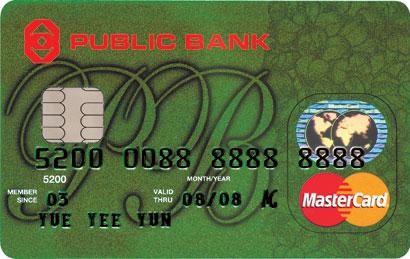 PB Executive MasterCard