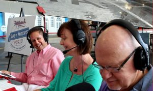 Rudy, Robert & Mary