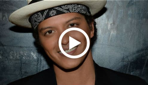 Bruno Mars Versace On THe Floor Testo Video Traduzione