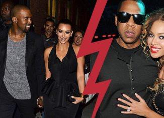 Kanye West contro Jay-Z Beyoncél