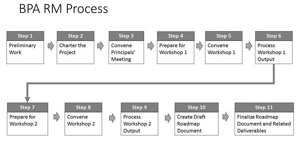 Technology Roadmap Development Framework: A Case Study