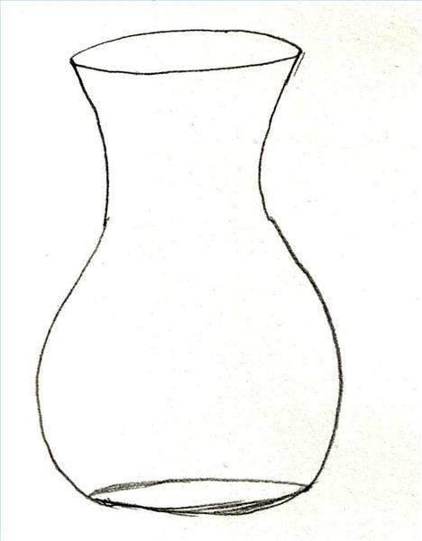 Come disegnare fiori in un vaso  Rneurocirugiacom