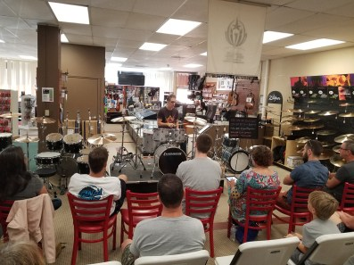 Creative Drumming Workshop with John Citrone03