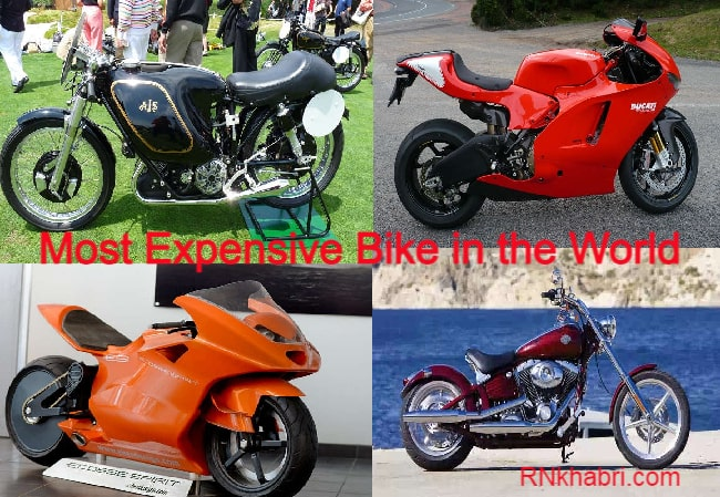 Which is the Most Expensive Bike in the World?