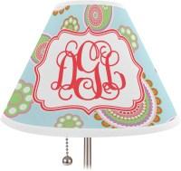 Blue Paisley Lamp Shade - Medium (Personalized) - You ...