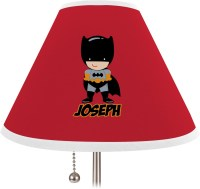 Superhero Lamp Shade - Medium (Personalized) - You ...