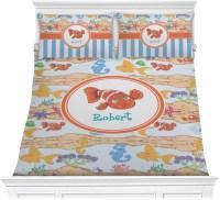 Under the Sea Comforter Set (Personalized) - YouCustomizeIt