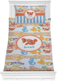 Under the Sea Comforter Set (Personalized)