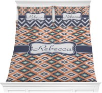 Tribal Comforter Set - Full / Queen (Personalized ...