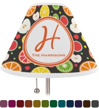 Apples & Oranges Lamp Shade - Large (Personalized) - RNK Shops