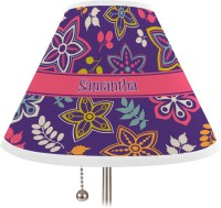 Simple Floral Empire Lamp Shade (Personalized) - You ...