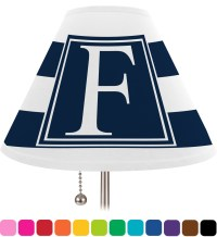 Horizontal Stripe Lamp Shade - Large (Personalized) - You ...