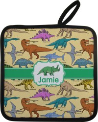 Dinosaurs Pot Holder (Personalized) - You Customize It